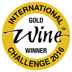 IWC International Wine Challenge 2016 Silver Winner