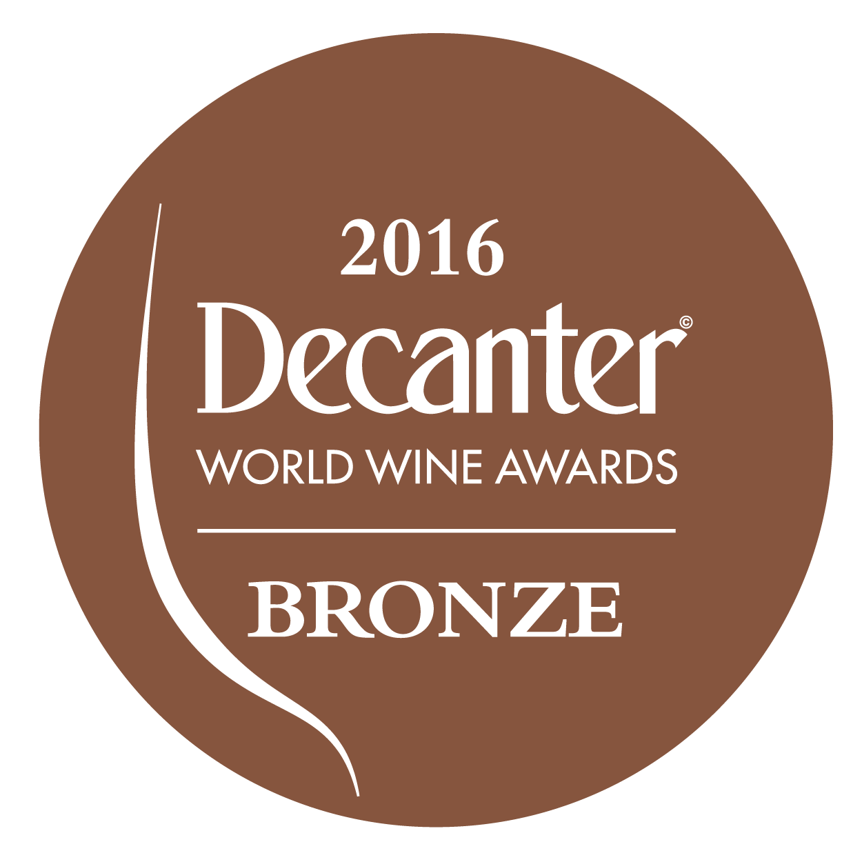 Decanter Bronze 2016