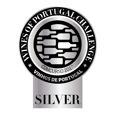 Silver Winner Wines of Portugal Challenge 2017