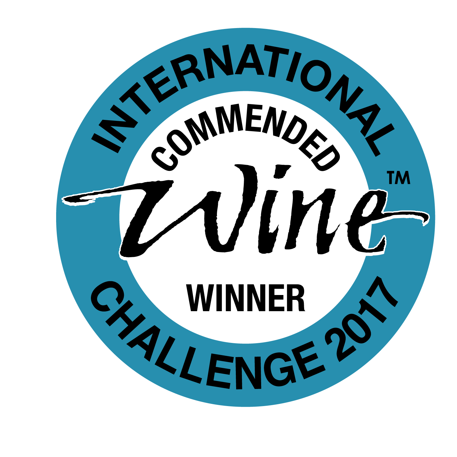 IWC International Wine Challenge 2017 Medalha Commended
