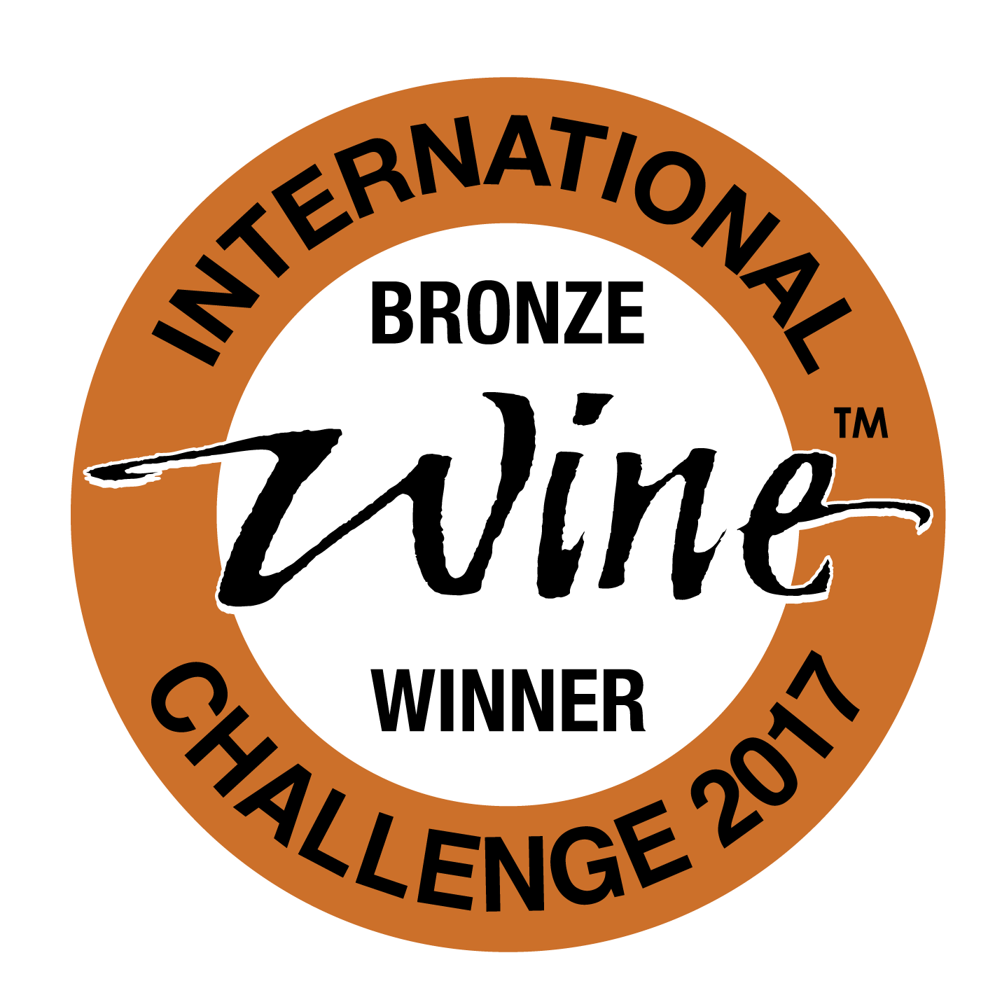 IWC International Wine Challenge 2017 Medalha de Bronze