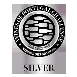 Concurso de Vinhos de Portugal 2018 - Silver