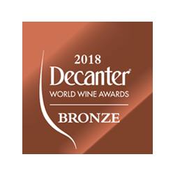 Decanter (DWWA) 2018 - Bronze - 87 pontos