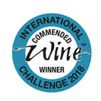 IWC International Wine Challenge 2018 - Commended