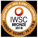IWSC 2018 - Bronze