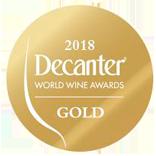 Decanter (DWWA) 2018 - Gold - 95 pontos
